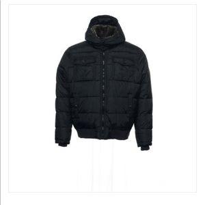Tommy Hilfiger Men's Black Insulated Jacket medium